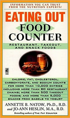 Eating Out Food Counter: Restaurant, Takeout, and Snack Foods