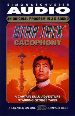 Star Trek Captain Sulu's Adventures: Cacophony