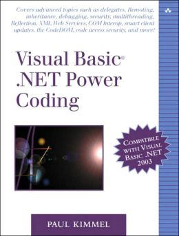 Visual Basic.NET Power Coding