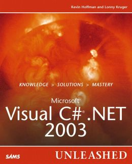 Visual C#.NET 2003 Unleashed