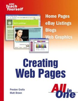 Sams Teach Yourself Web Pages and HTML All in One