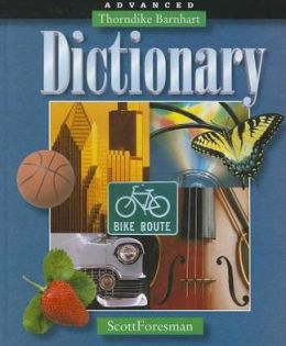 Scott Foresman Advanced Dictionary