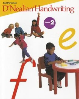 D'Nealian Handwriting : Book 2