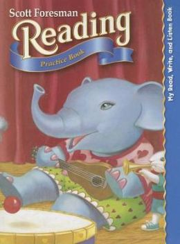 Reading 2000 Practice Book W/Selection Tests Grade 1.1