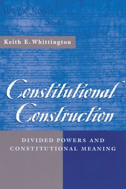Constitutional Construction