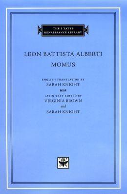 Momus (I Tatti Renaissance Library)