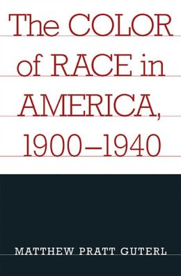 Color Of Race In America, 1900-1940