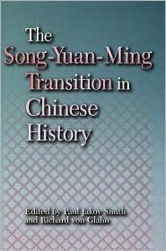 The Song-Yuan-Ming Transition in Chinese History