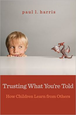 Trusting What You're Told: How Children Learn from Others