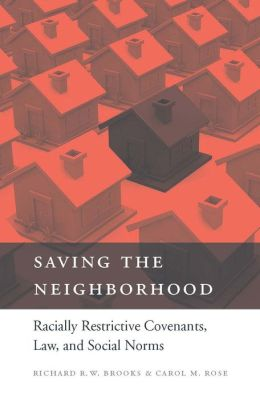 Saving the Neighborhood