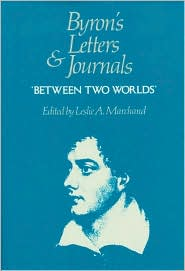 Byron's Letters and Journals, Volume VII: 'Between Two Worlds', 1820