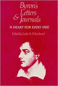 Byron's Letters and Journals, Volume X: 'A Heart For Every Fate', 1822-1823
