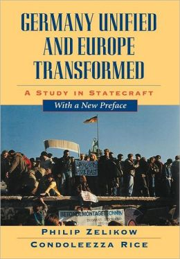 Germany Unified And Europe Transformed