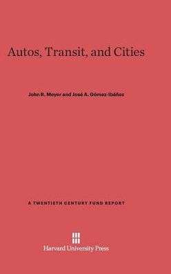 Autos, Transit, and Cities