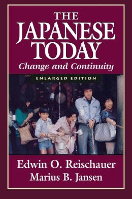 Japanese Today: Change and Continuity