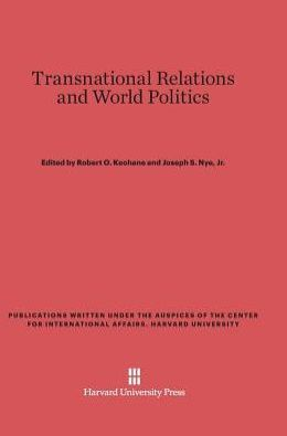 Transnational Relations and World Politics
