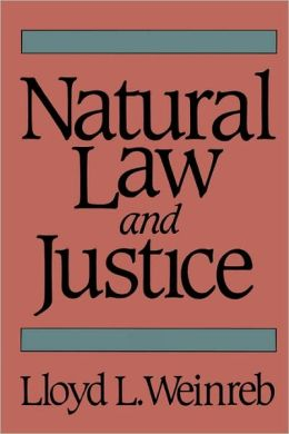 Natural Law And Justice