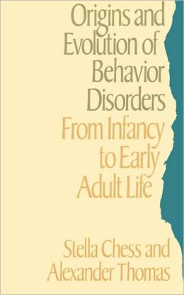 Origins And Evolution Of Behavioral Disorders