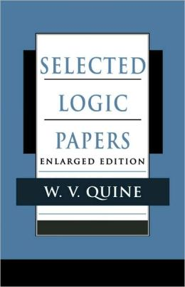Selected Logic Papers, Enlarged Edition (Enlarged)