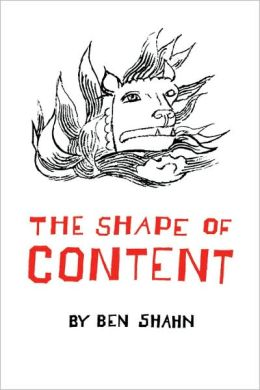 The Shape of Content