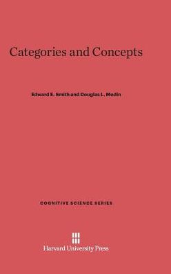 Categories and Concepts