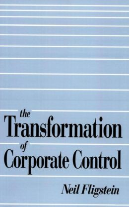 Transformation Of Corporate Control