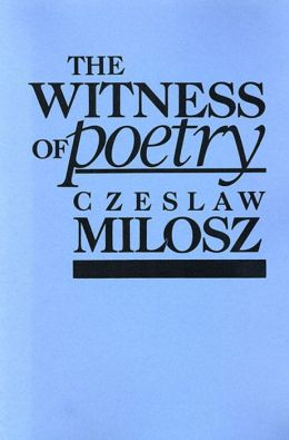 Witness Of Poetry