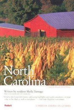 North Carolina (Compass American Guides Series)