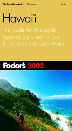 Fodor's Hawaii 2002
