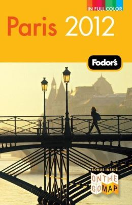 Fodor's Paris 2012