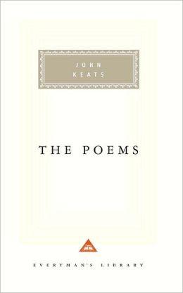 Poems of John Keats (Everyman's Library)