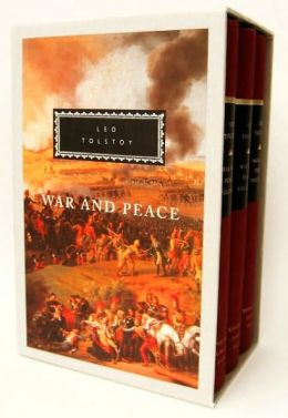 War and Peace (Everyman's Library)