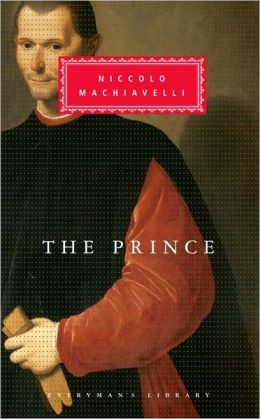 The Prince (Everyman's Library)