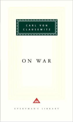 On War (Everyman's Library Series)