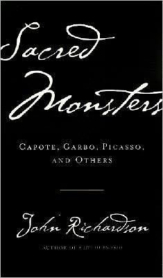 Sacred Monsters, Sacred Masters: Beaton, Capote, Dalí, Picasso, Freud, Warhol, and More