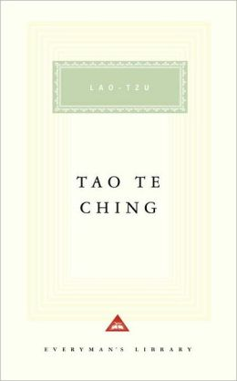 Tao Te Ching (Everyman's Library)