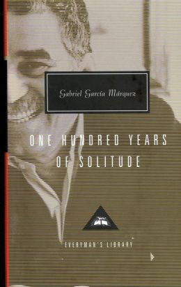 One Hundred Years of Solitude (Everyman's Library)
