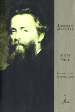 Moby Dick (Modern Library Series)