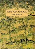 Book Cover Image. Title: Out of Africa (Modern Library Series), Author: Isak Dinesen