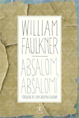 Absalom, Absalom! (Modern Library Series)