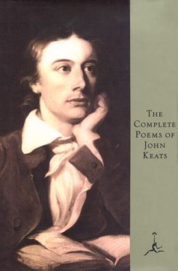 The Complete Poems of John Keats (Modern Library Series)