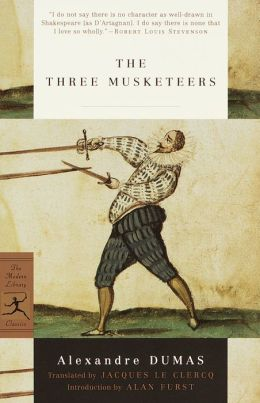 Three Musketeers (Modern Library Series)