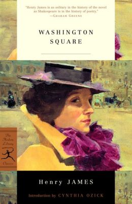 Washington Square (Modern Library Series)