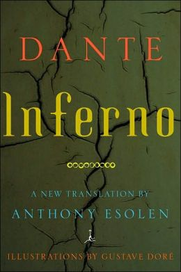 Inferno: A New Translation by Anthony Esolen