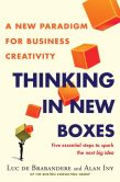 Book Cover Image. Title: Thinking in New Boxes:  A New Paradigm for Business Creativity, Author: Luc De Brabandere