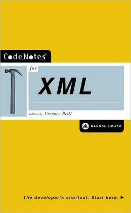 Codenotes for Xml