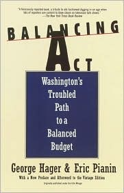Balancing Act: Washington's Troubled Path to a Balanced Budget