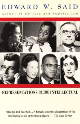 Representations of the Intellectual: The Reith Lectures
