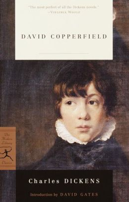 David Copperfield (Modern Library Series)