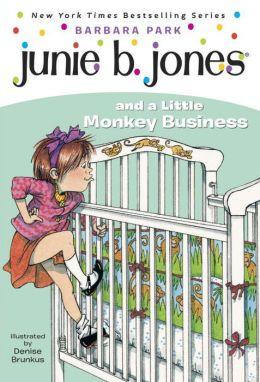 Junie b jones and a little monkey business summary